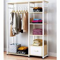 Image result for Closet Clothes Rack