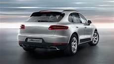 New Macan 2 0 Turbo Model Launched In China Targets