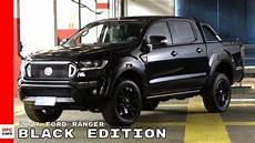 2019 Ford Ranger Black Edition Truck