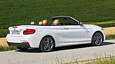bmw 2er reihe cabriolet bmw 2er cabrio ein wenig mehr autogazette de