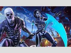 Fortnite, Halloween, Skull Trooper, Skull Ranger, 4K, #3