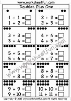 addition worksheets doubles plus one 8828 addition 1 digit free printable worksheets worksheetfun