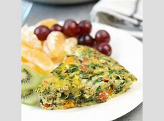 crustless quiche square_image