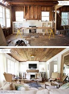 Cloverdale House Renovation Living Room Playroom