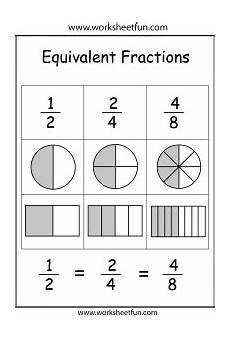 fractions worksheets printable worksheets fractions equivalent fractions worksheets