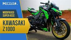 Modifikasi Kawasaki by Modifikasi Keren Buat Kawasaki Z1000