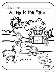 139 best preschool farm unit images on baby