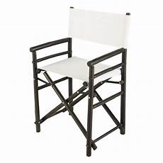 fauteuil de jardin pliable fauteuil de jardin pliable bambou noir robinson maisons du monde