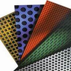 sell colored perforated metal sheet