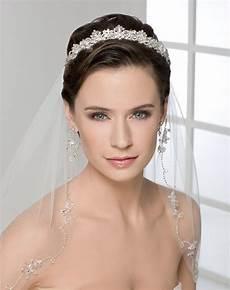 Brautfrisuren Mit Schleier Und Diadem 5 Besten
