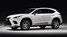 2019 lexus nx 2019 lexus nx f sport black line also available in white