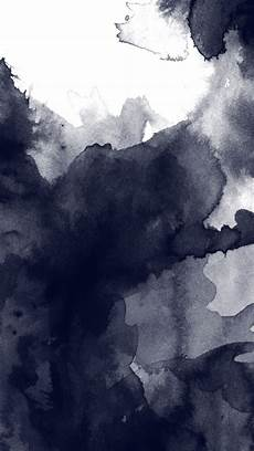 Iphone Lock Screen Watercolor Wallpaper by Black And White Watercolor Abstract Tap To See More