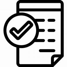 approve invoice free business icons