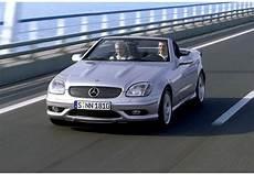 Slk 200 Technische Daten - mercedes slk cabrio 1996 2004 slk 200 136 ps