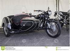 moto bmw sidecar vintage editorial photo image of vintage