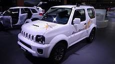 2017 Suzuki Jimny Allgrip Exterior And Interior
