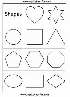 shapes and numbers worksheets for preschoolers 1207 preschool printables shape and number worksheets on