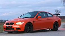Tuner Teaser Bmw M3 Gts With 600 Ps By G Power