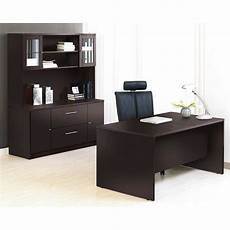 unique home office furniture unique furniture 100 series espresso executive office desk