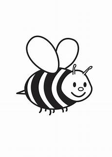Biene Malvorlage Malvorlage Biene Kostenlose Ausmalbilder Zum Ausdrucken