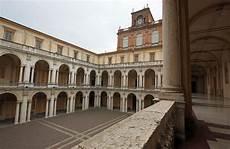 cortile di carpi palazzo ducale 2 quattro tipologie di itinerari