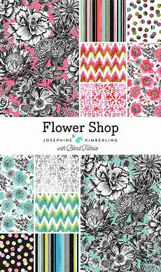 Fabric Collection the of my flower shop fabric collection