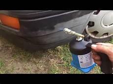Auto Kunststoff Aufbereiten - auf dem bastelsofa kunststoff aufbereitung