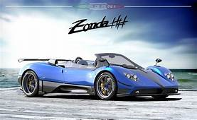2010 Pagani Zonda HH  Car Rants Based On The Learning Of Salt