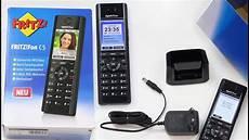 Avm Fritz Fon C5 Im Test Schnurloses Dect Telefon F 252 R Die