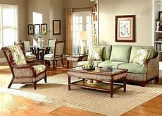 Living Room Wicker Furniture