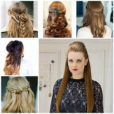 15 inspirations of easy wedding hairstyles for straight hair