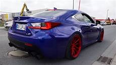 jp lexus rcf this rc f roast its tires and make loud noises with the armytrix header back exhaust jp