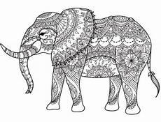 Ausmalbilder Elefant Erwachsene Elefant Ausmalbilder Bilder Zum Ausmalen