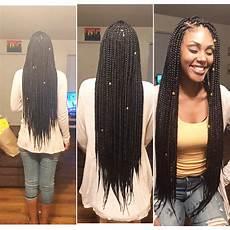 box braids very long bf beauty