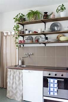 Vorhänge Für Küche - stauraum unter der arbeitsplatte so n 228 hst du einen