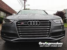 grille overlay kit for b8 5 audi s4 s line 2013
