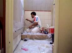 pose carrelage mural pose carrelage mural salle de bain 1 wall tile