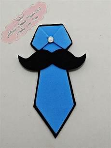lembrancinha gravata c bigode em p dia dos pais 25un r 37 50 em mercado livre