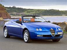 2005 alfa romeo spider 916 pictures information and
