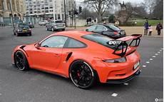 Porsche 991 Gt3 Rs 18 February 2017 Autogespot