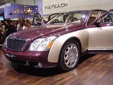 New Car Design Maybach 62