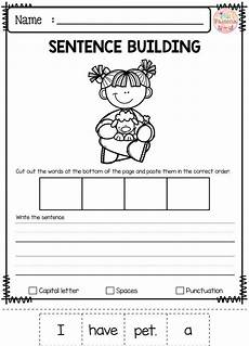 writing sentences worksheets for adults 22111 46297 best kindergarten literacy images on teaching ideas kindergarten reading and