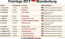 Feiertage Brandenburg 2018 2019 2020