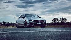 Mercedes Amg 45 S 4matic Aerodynamic Package 2020 4k 1280x720