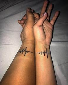 155 loveable matching tattoos for new couples rawiya