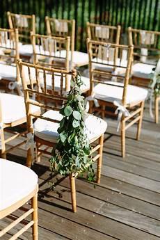 the smarter way to wed chiavari chairs greenery and wedding