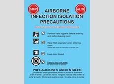 contact isolation precautions