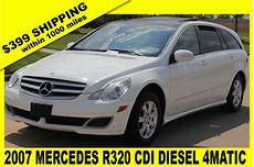 how petrol cars work 2007 mercedes benz r class seat position control purchase used 2007 mercedes r320 cdi turbo diesel pano roof pearl white in houston texas
