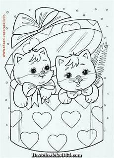Malvorlage Katze Weihnachten Malvorlagen K 228 Tzchen In Einer Truhe Malvorlagen