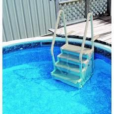 escalier pour piscine enterrée escalier int 233 rieur pour piscine logipool h 122 ou 147 cm